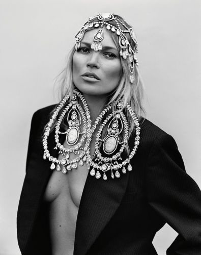The Timeless Beauty of Kate Moss, Captured in the Pages of AnOther