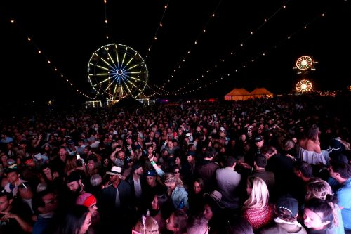 The exclusive Coachella bash you can't bribe your way into