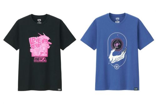 Uniqlo UT Drops 'Overwatch,' 'World of Warcraft' & More Blizzard Entertainment T-Shirts