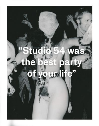 """The best party of your life"": Andy Warhol, Grace Jones and more talk Studio 54"
