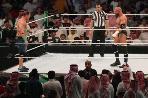 WWE superstars reportedly uncomfortable about performing in Saudi Arabia