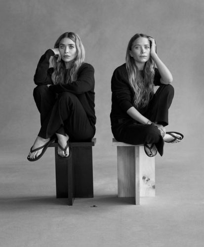 Mary-Kate and Ashley are selling off The Row's inspo archive