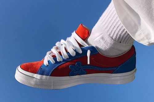 New GOLF le FLEUR* Colorway Has Surfaced in Red & Blue
