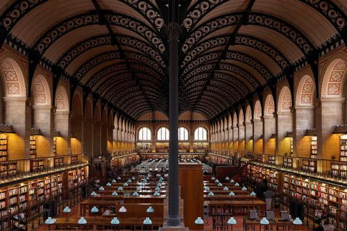 World's Most Beautiful Libraries Captured by Massimo Listri
