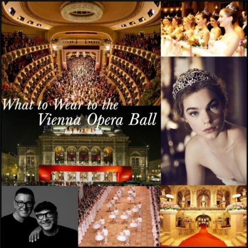 What to Wear to the Vienna Opera Ball