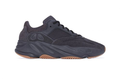 """The YEEZY BOOST 700 Is Set to Return With a """"Utility Black"""" Colorway This Summer"""