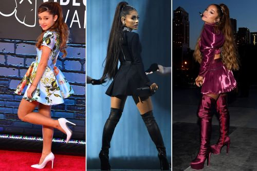Ariana Grande's career timeline from tween starlet to R&B diva