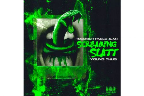 "Hoodrich Pablo Juan & Young Thug Exchange Bars on ""Screaming Slatt"""