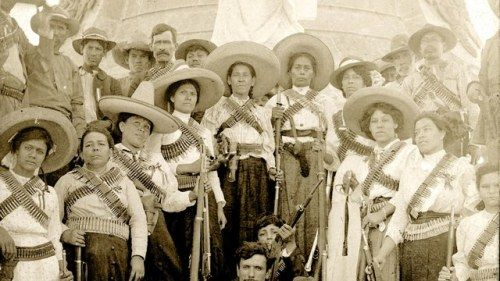 The Real History of Las Soldaderas, the Women Who Made the