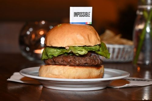 Impossible Burgers Will Soon Be Available at Grocery Stores