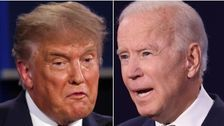 The First Presidental Debate Between Trump and Biden Descends into Chaos
