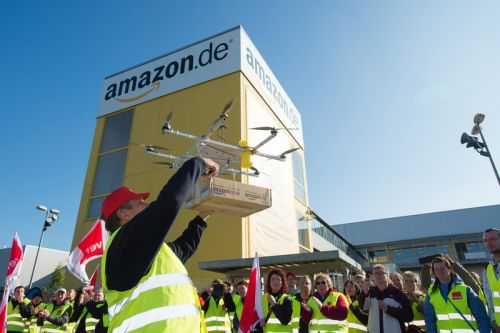 Amazon's Drone Deliveries Are Now Closer Than Ever to Actually Happening