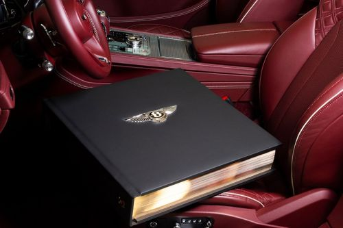 Bentley Celebrates Its 100th Anniversary With a $254,000 USD Book