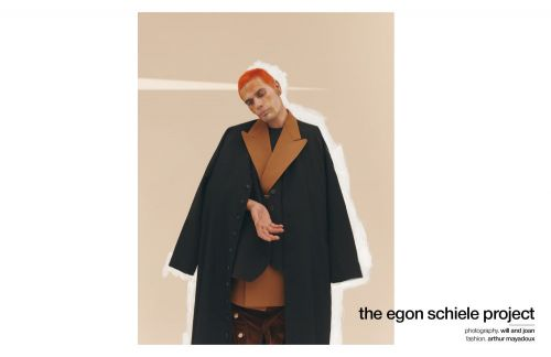The egon schiele project