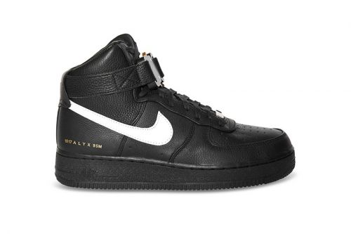 1017 ALYX 9SM x Nike Air Force 1 Gets an Official Release Date
