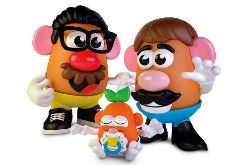 Hasbro's Mr. Potato Head Is Now Gender-Neutral