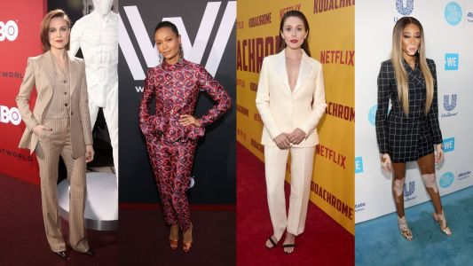 This Week's Best-Dressed Celebrities Said Yes to the Suit