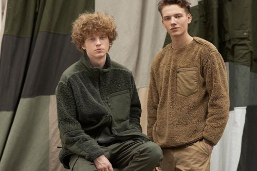 UNIQLO & Engineered Garments Reunite on Military-Inspired Fleece Collection