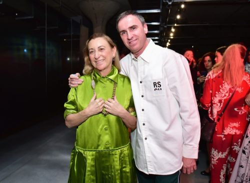 Raf Simons Is Going to Prada as Co-Creative Director