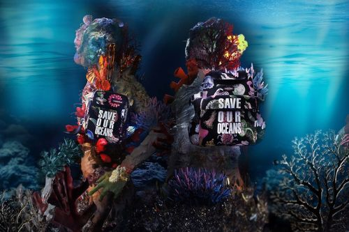 """Vivienne Westwood and Eastpak Partner to """"Save Our Oceans"""""""