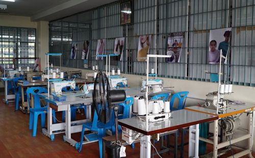 Carcel: the sustainable fashion brand giving opportunities to women in prisons