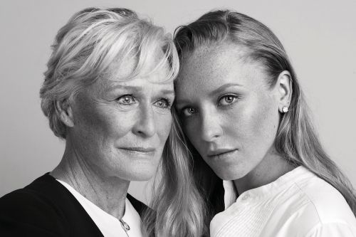 Why Glenn Close avoided her daughter on 'The Wife' set