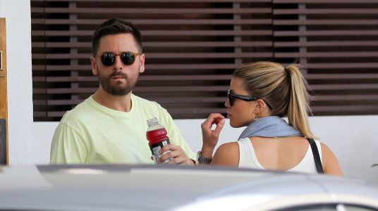 Hottie Sofia Richie Shows Off Her Curves on a Yacht With Her BF Scott Disick in Miami