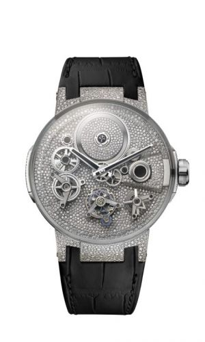 Ulysse Nardin Reveals The Sparkling Free Wheel