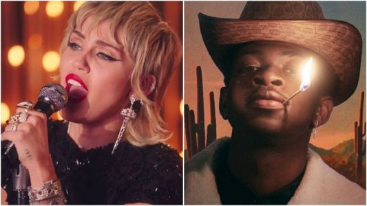 Lil Nas X and Miley Cyrus planned to record a song before the pandemic hit
