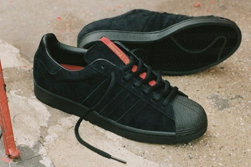 Thrasher Updates adidas Originals' Superstar ADV and Tyshawn Jones' Signature Sneaker