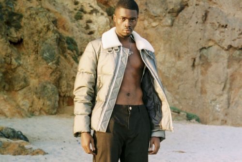 Sheck Wes Models Key Pieces From Helmut Lang Fall 2018