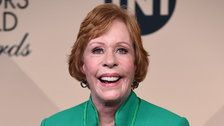 Carol Burnett To Receive Special TV Achievement Golden Globe Named After Her