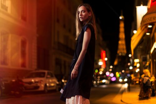A midnight shoot in Paris with photographer Andrea Sartore