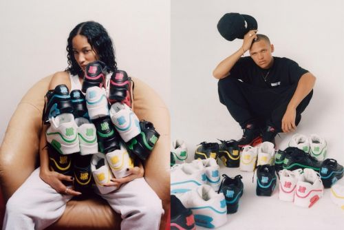 UNDEFEATED & Nike Finally Unveil Full Air Max 90 Collection and Release Date