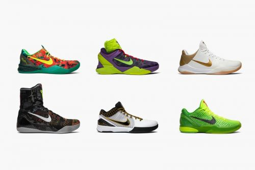 Celebrate Kobe Bryant Day by Recounting His Best Signature Silhouettes
