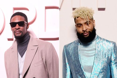 Chris Bosh and Odell Beckham suit up for Tom Ford