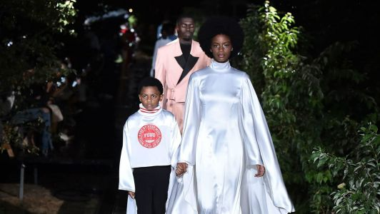 New York Fashion Week's Spring 2019 Runways Were More Diverse Than Ever Before