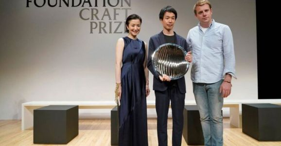 Genta Ishizuka is the Winner of the 2019 Loewe Craft Prize, Here's What You Need to Know
