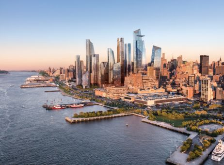 New York's Hudson Yards is Officially Open