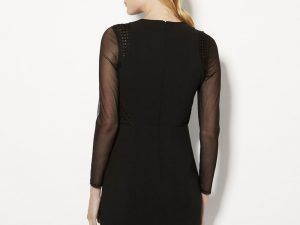This Mesh Dress From Karen Millen Is 25% Cheaper Than Usual