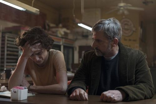 Timothée Chalamet and Steve Carell cry a lot in the Beautiful Boy trailer