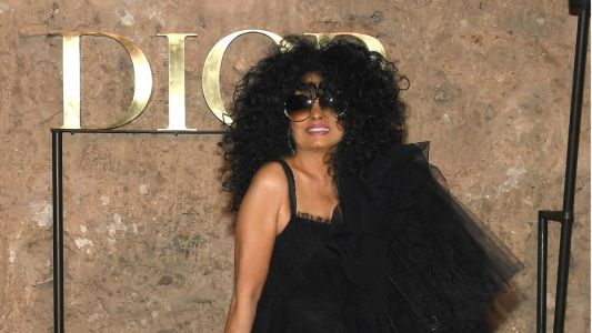 See What Diana Ross Wore to Dior's Resort 2020 Show