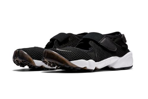 The Nike Air Rift Makes a Welcomed Return