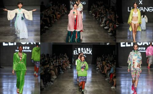 InstaSleep Mint Melts Teams Up with the Association of Military Spouse Entrepreneurs for New York Fashion Week