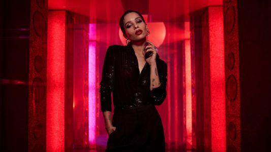 Zoe Kravits Chats About The Holiday YSL Beauty Collection