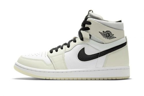 "The Air Jordan 1 High Zoom CMFT Is Coming in ""White Light Bone"""