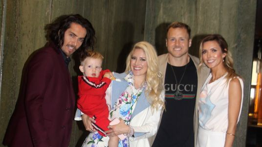Watch! Spencer Pratt Wants Ex-Couple Audrina Patridge & Justin Bobby To Have A Kid Together