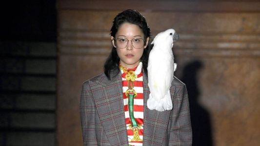Gucci Takes Over the Historic Le Palace Theatre With a Literal Show for Spring 2019