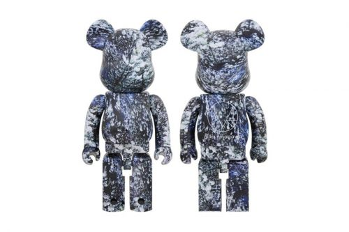 Mika Ninagawa & Medicom Toy Rejoin for a Flowery Capsule and BE RBRICKs