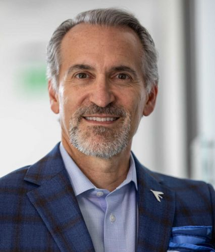 Michael Amalfitano Aims for a Green Future With Embraer